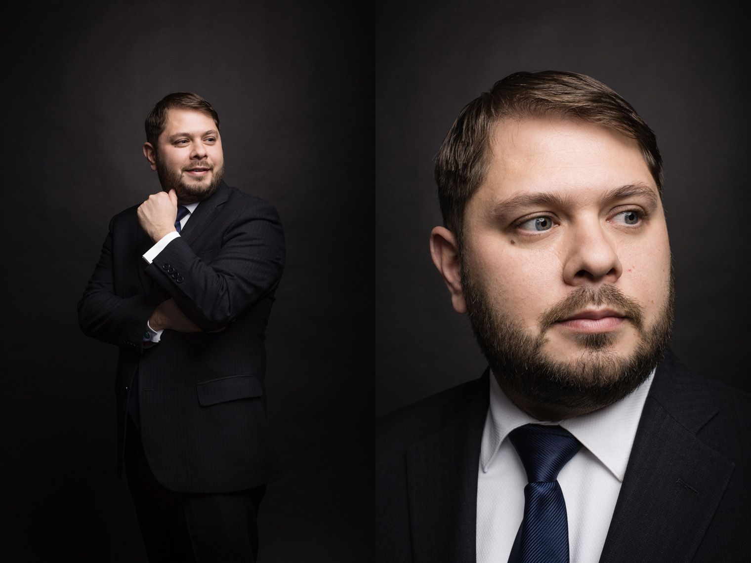 RUBEN GALLEGO, (AZ 7TH, D) •  Photographed for Politico  • Jason Grow Photography
