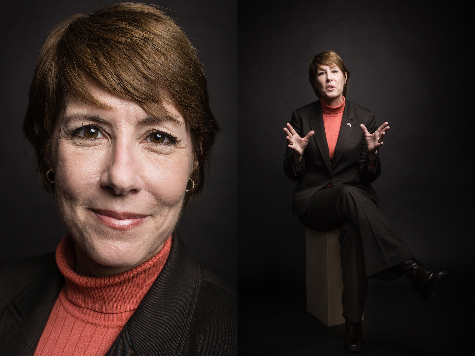 GWEN GRAHAM, (FL 2ND, D) - Photographed for Politico  • Jason Grow Photography