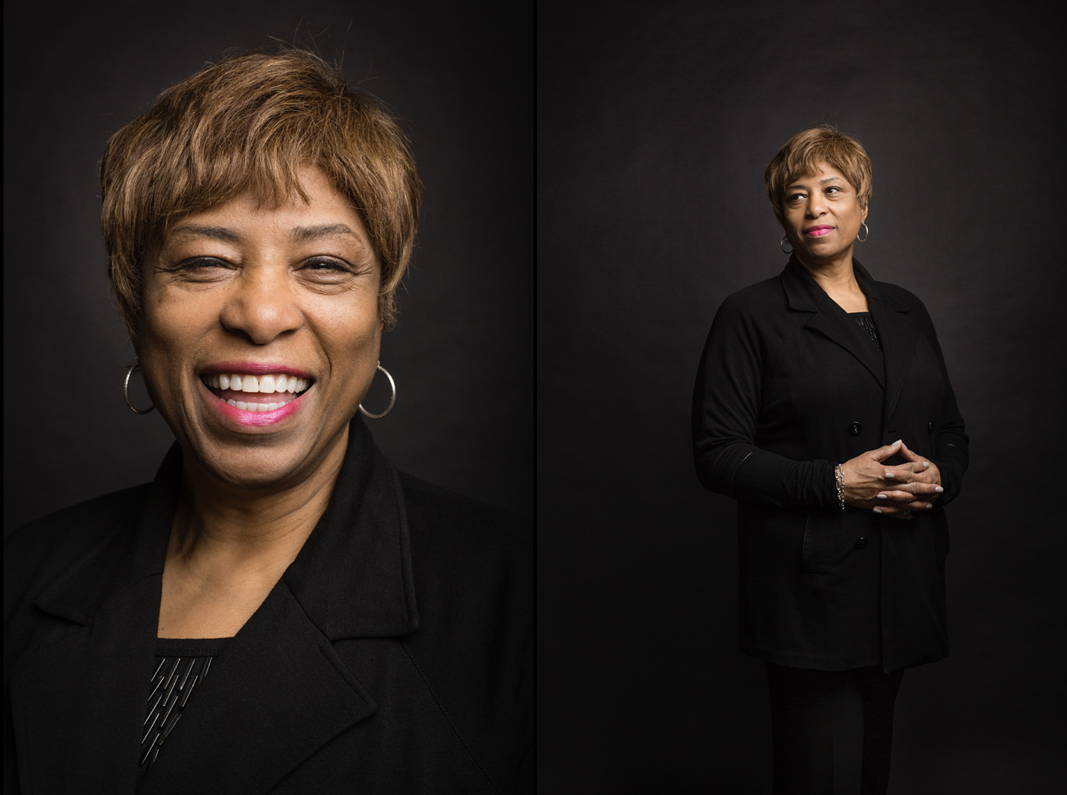 BRENDA LAWRENCE, (MI 14th, D) - Photographed for Politico  • Jason Grow Photography