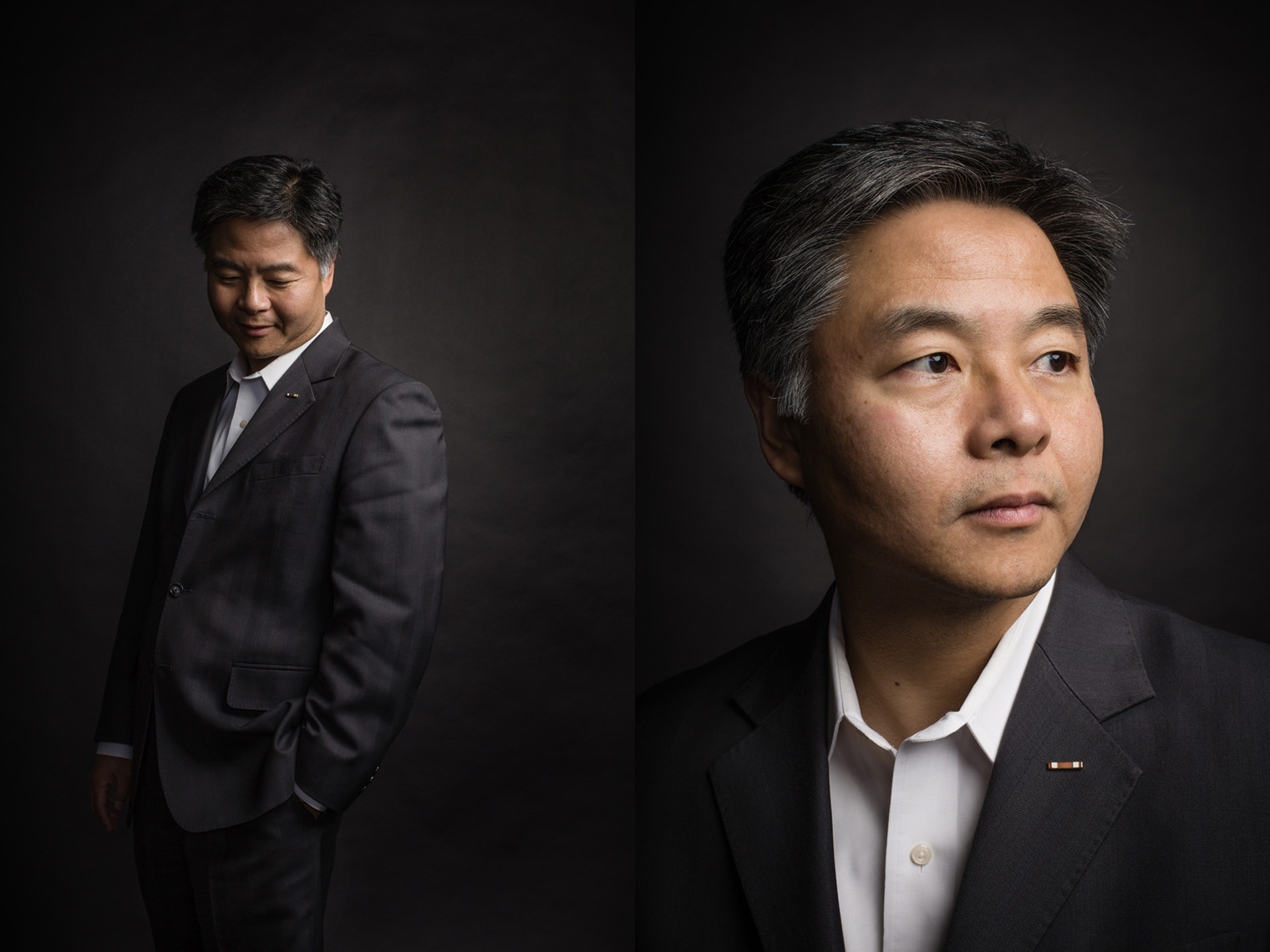 TED LIEU, (CA 33rd D) - Photographed for Politico  • Jason Grow Photography