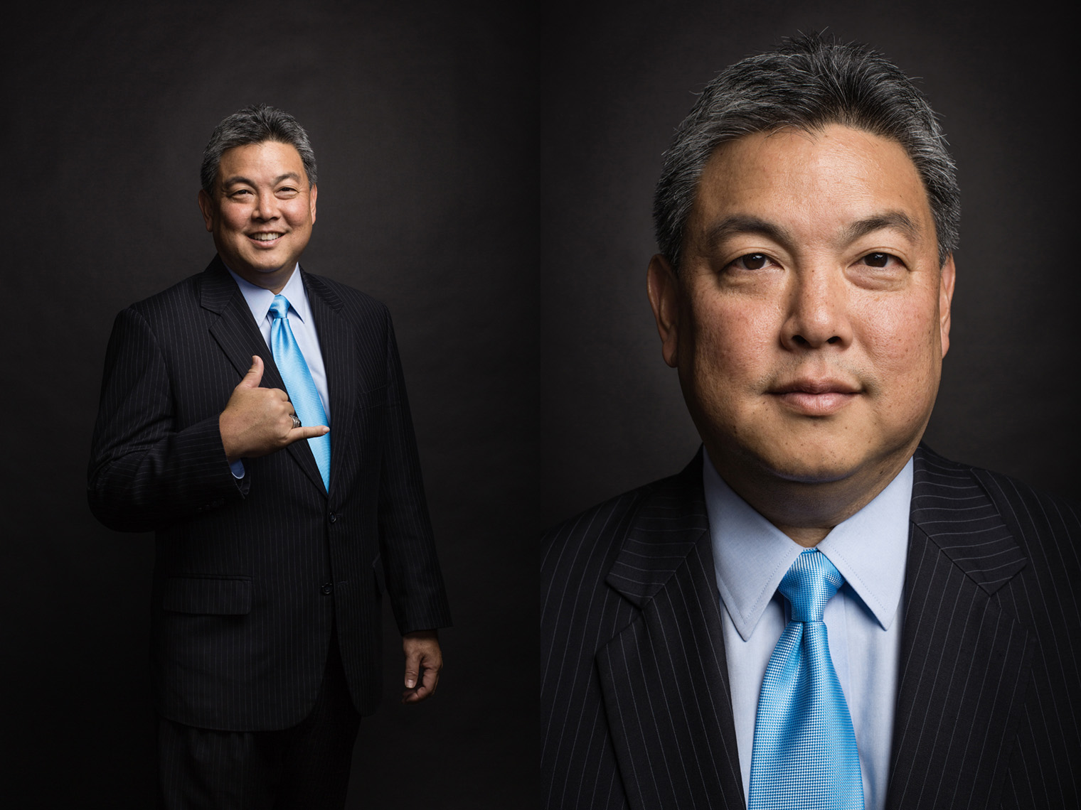 MARK TAKAI, (HI 1st, D) - Photographed for Politico  • Jason Grow Photography