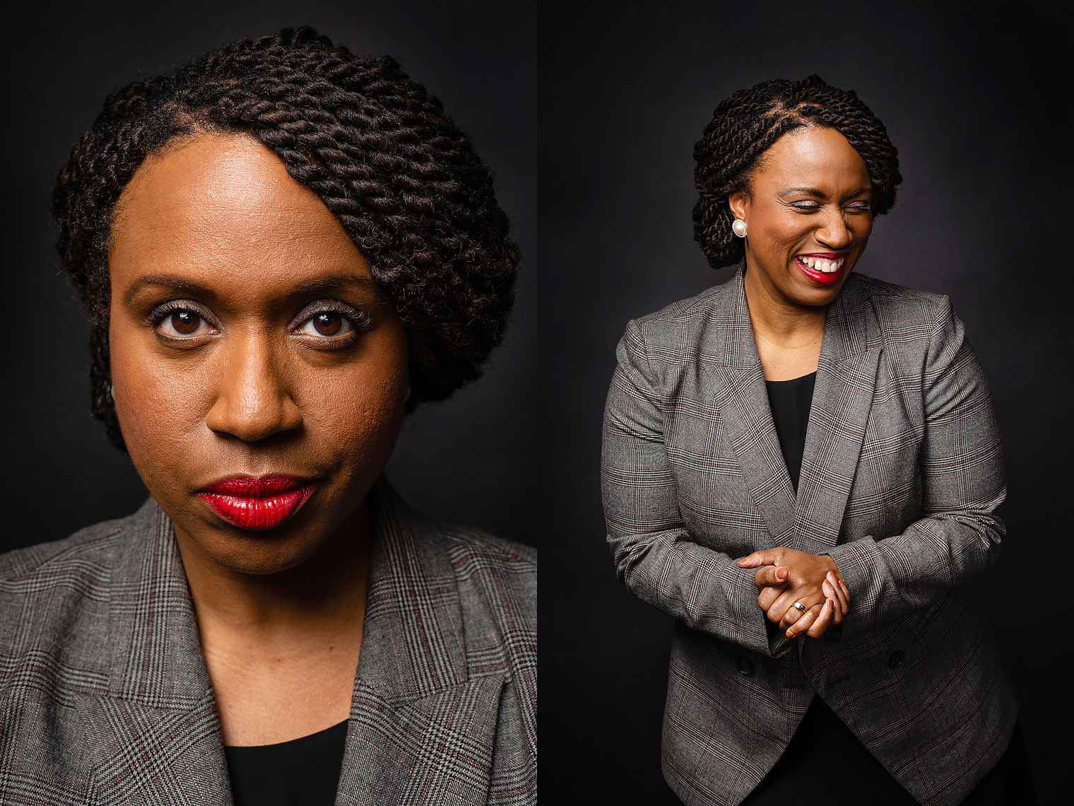 Rep.  Ayana Pressley, MA-07 • New Women of Congress - Politico Magazine • Jason Grow Photography