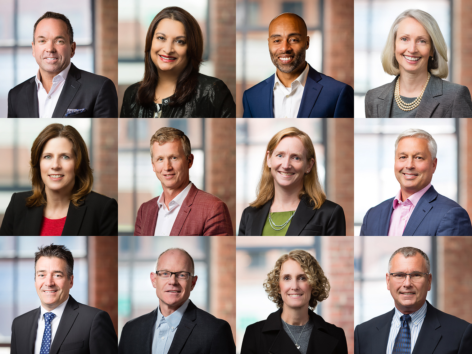 Sarepta Therapeutics Executive Headshots • Cambridge MA • Executive Headshots • Corporate Headshots • On-Site Headshots